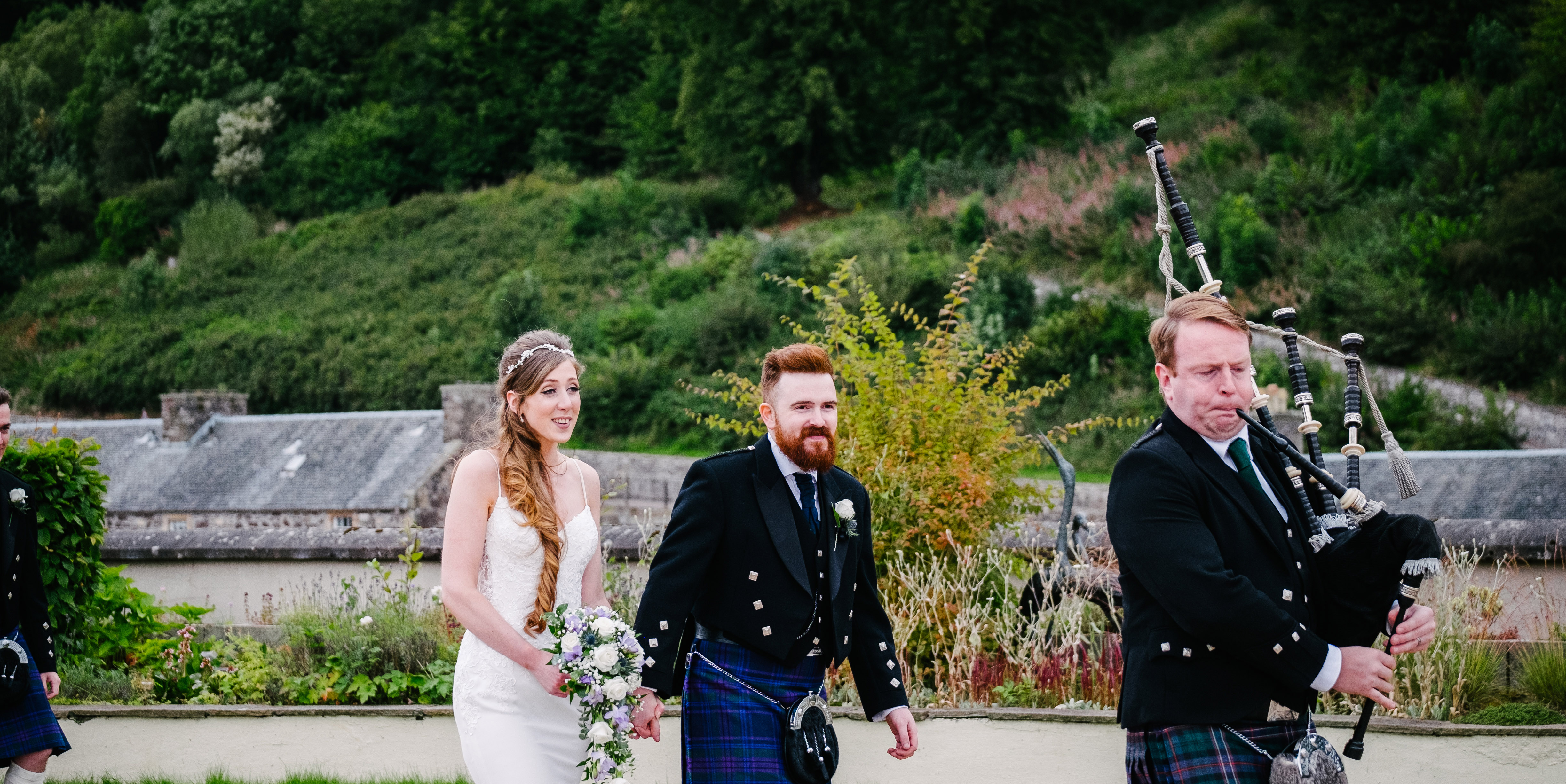 New Lanark Wedding