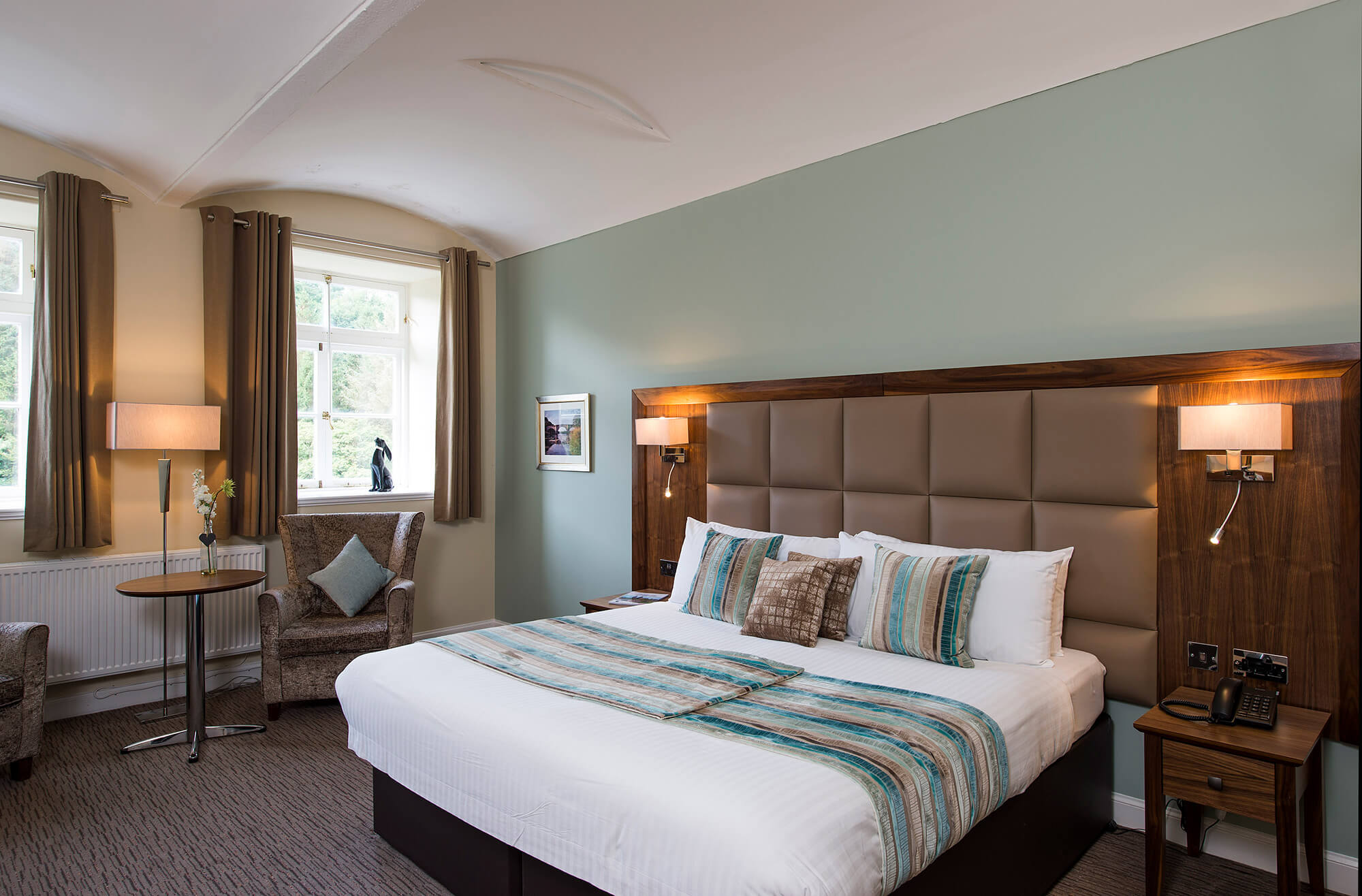New Lanark Hotel Accommodation
