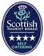 Award 4 Star Self Catering